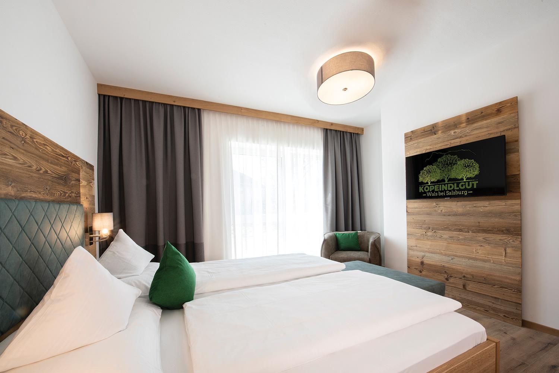Kopeindlgut Apartment mit Doppelbett