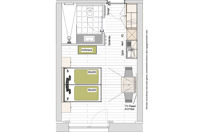Kopeindlgut Wals bei Salzburg Apartment-1,5,10,11