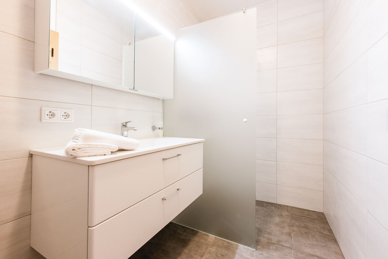 Kopeindlgut Wals bei Salzburg wohlfühl Badezimmer